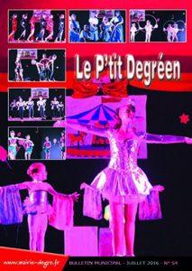 UNE-Bulletin Le Petit Degreen juillet2016
